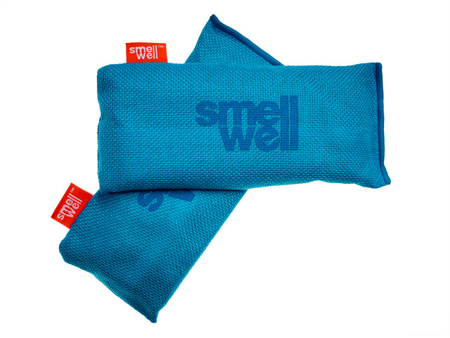 SmellWell Sensitive XL Freshener Inserts for Shoes and Gear, blue